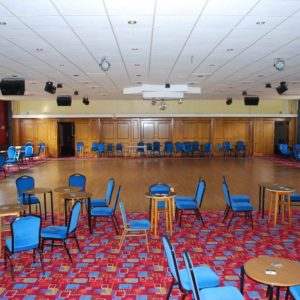Woodford_Halse_social_club_function_room